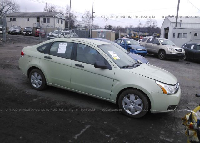 Inventory #870119192 2011 FORD FOCUS