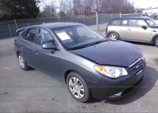 Inventory #967291763 2009 Hyundai ELANTRA