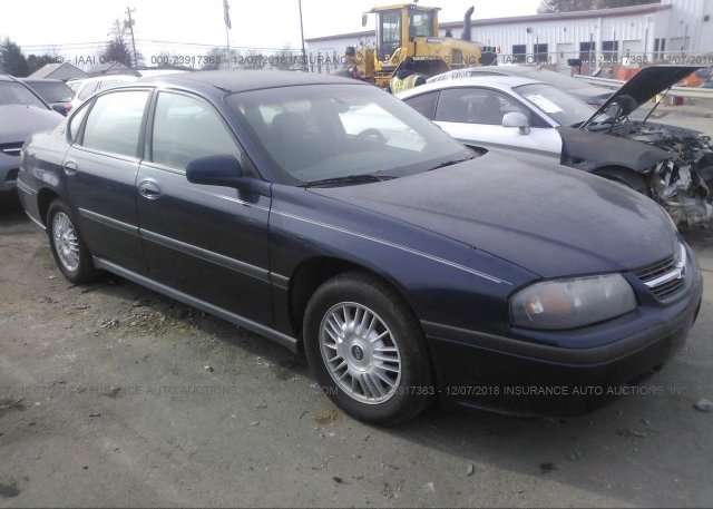 Inventory #518599315 2001 Chevrolet IMPALA