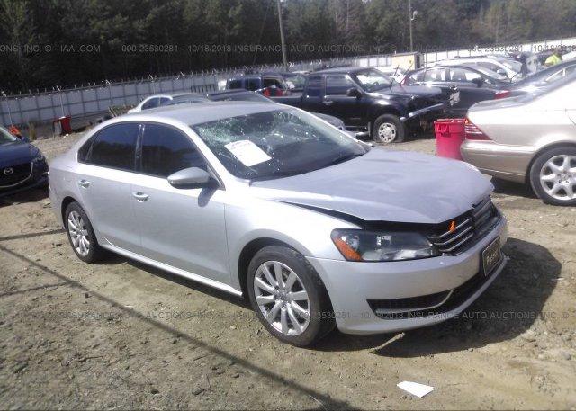 Inventory #106505305 2012 Volkswagen PASSAT