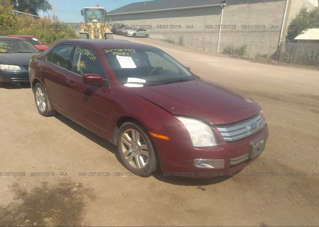 Inventory #623265756 2007 FORD FUSION