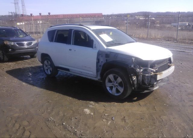 Inventory #110344431 2012 JEEP COMPASS