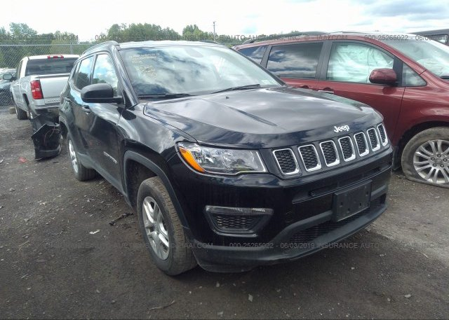 Inventory #556993156 2017 JEEP COMPASS