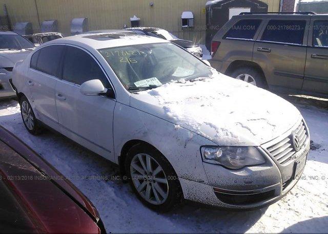 Inventory #570185854 2006 Volkswagen PASSAT