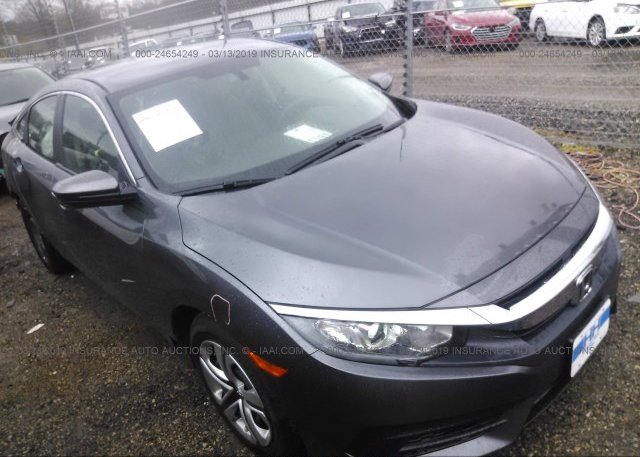 Inventory #354710942 2018 Honda CIVIC