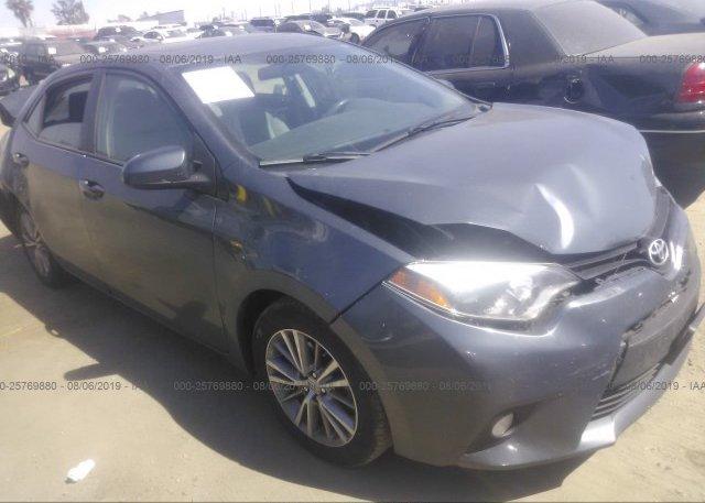 Inventory #834477467 2014 Toyota COROLLA