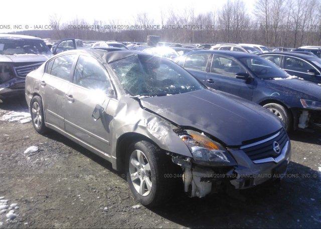 Inventory #109080866 2007 Nissan ALTIMA