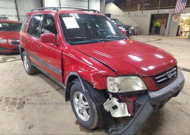 Inventory #498259266 2001 Honda CR-V