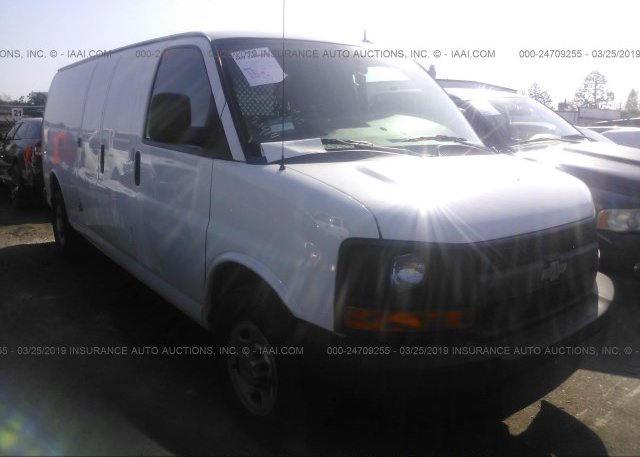 Inventory #633077176 2014 Chevrolet EXPRESS G2500