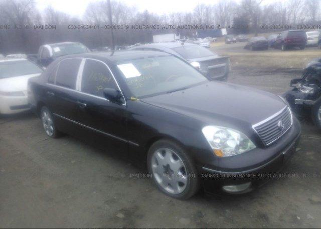 Inventory #913175366 2003 Lexus LS