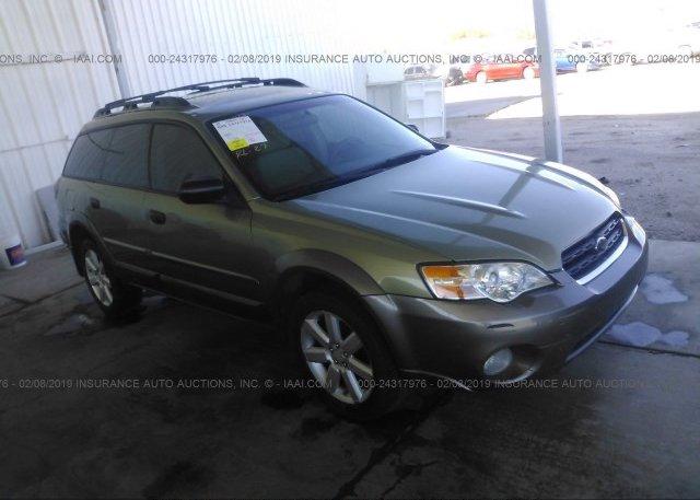 Inventory #880578479 2007 Subaru LEGACY