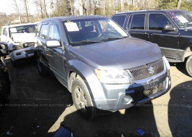 Inventory #615486675 2007 Suzuki GRAND VITARA