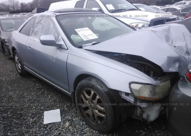 Inventory #747052360 2001 HONDA ACCORD