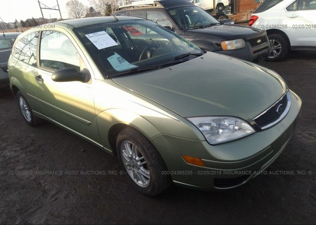 Inventory #667913118 2007 FORD FOCUS