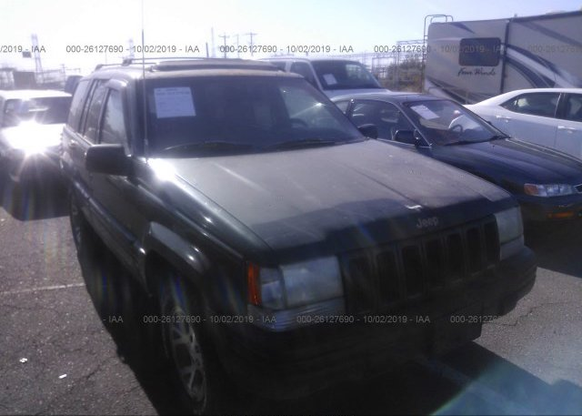 Inventory #178614658 1996 JEEP GRAND CHEROKEE