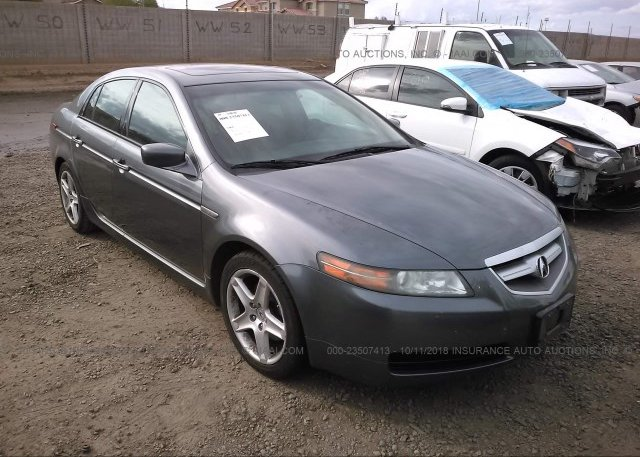 19uua66215a045817 Clear Gray Acura Tl At Phoenix Az On Online
