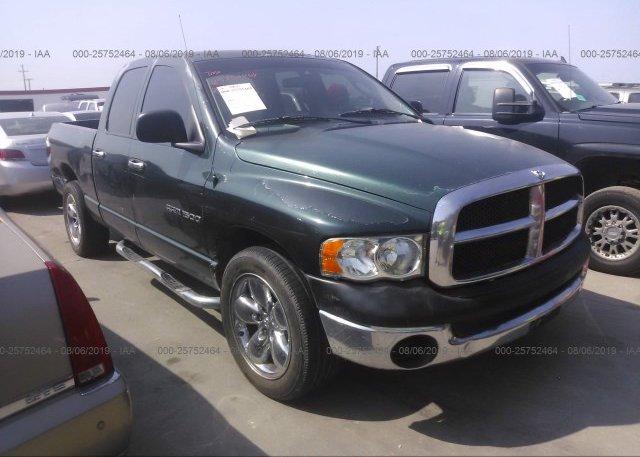 Inventory #680083763 2002 Dodge RAM 1500