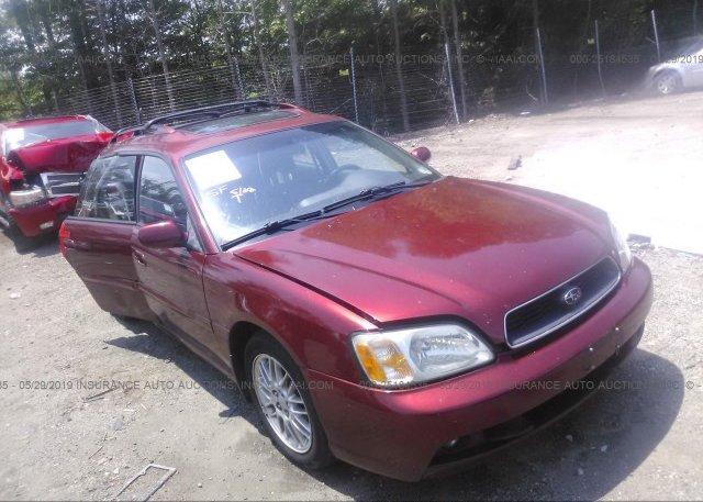 Inventory #120926173 2004 Subaru LEGACY