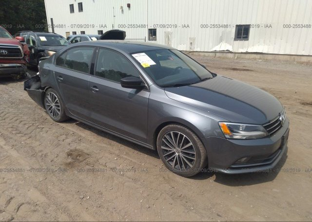 Inventory #869629498 2016 Volkswagen JETTA