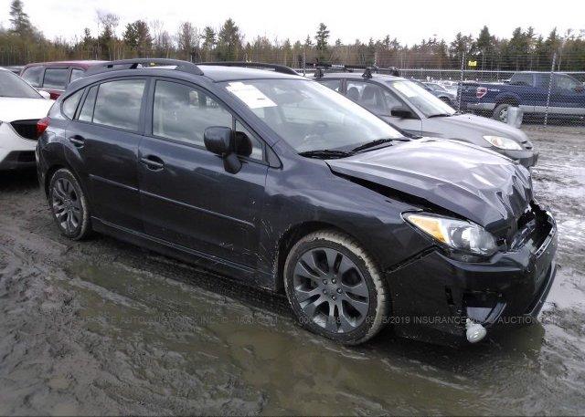 Inventory #724303303 2013 Subaru IMPREZA