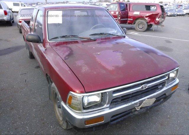 Inventory #611615783 1992 Toyota PICKUP