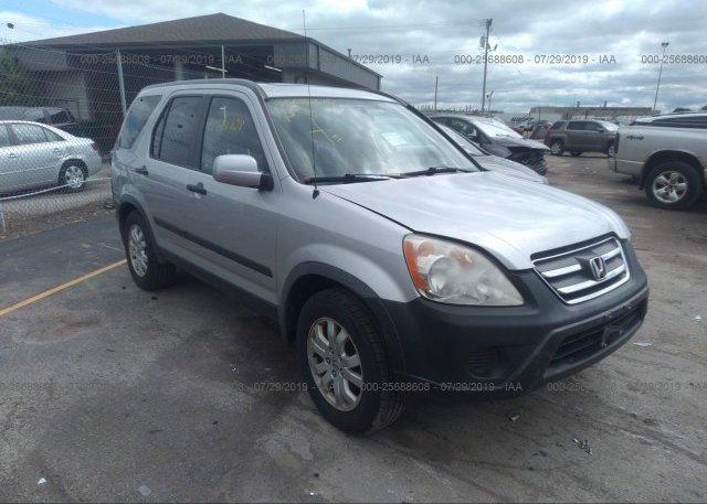 Inventory #392368465 2006 Honda CR-V