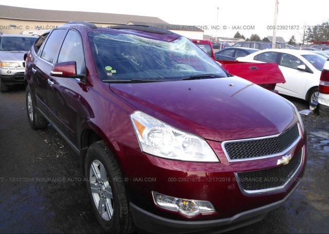 Inventory #279747237 2011 Chevrolet TRAVERSE