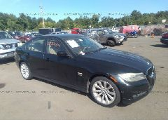 2011 BMW 328 - WBAPK7C51BA820459 Left View