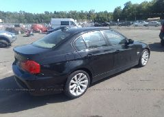 2011 BMW 328 - WBAPK7C51BA820459 rear view