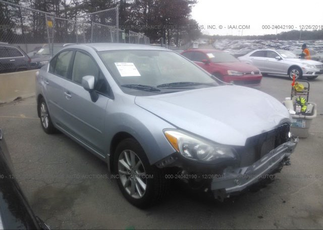 Inventory #739481840 2013 Subaru IMPREZA
