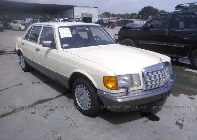 Inventory #560580771 1987 Mercedes-benz 300