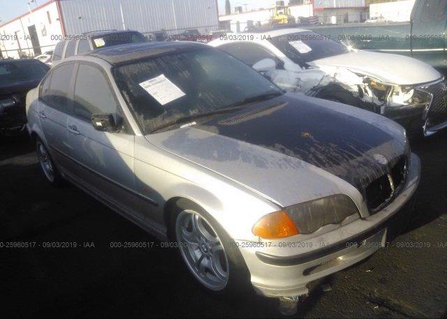 Inventory #893386947 2001 BMW 325