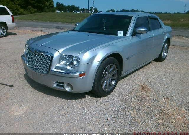 Inventory #378493106 2006 Chrysler 300C