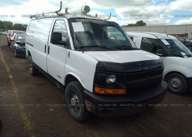 Inventory #521539401 2004 Chevrolet EXPRESS G2500