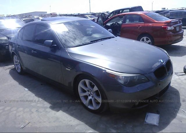 Inventory #584405612 2006 BMW 550