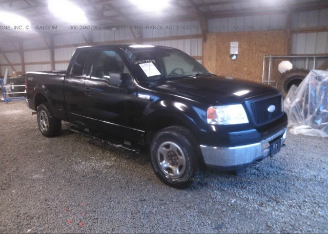Inventory #892907276 2006 FORD F150
