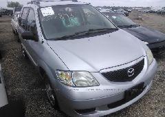 2003 Mazda WAGON