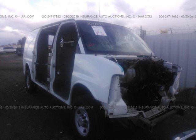 Inventory #377932660 2010 Chevrolet EXPRESS G2500