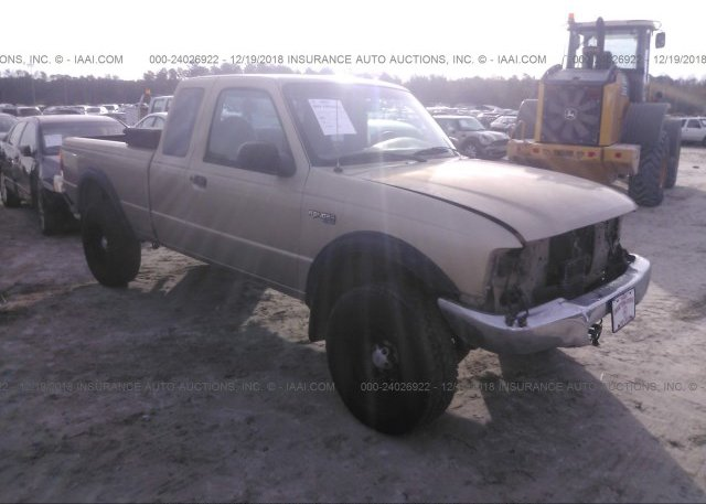 Inventory #711835773 1999 FORD RANGER