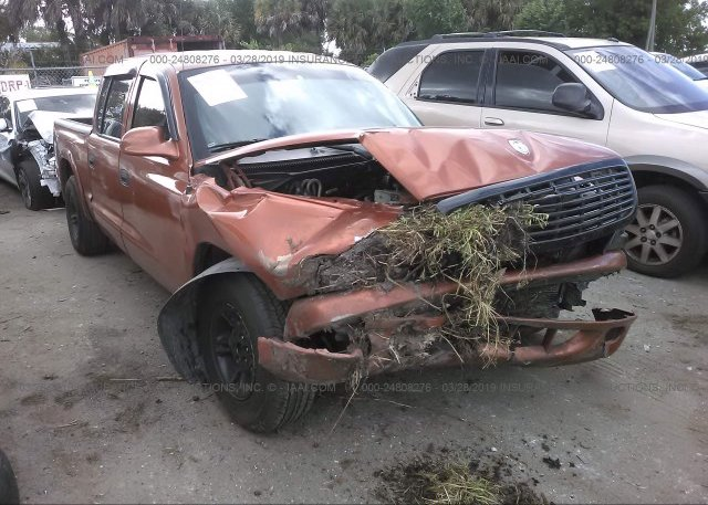 Inventory #686038040 2000 Dodge DAKOTA