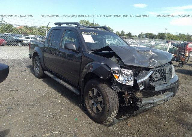 Inventory #570354730 2013 Nissan FRONTIER