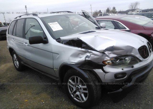 Inventory #441810910 2004 BMW X5