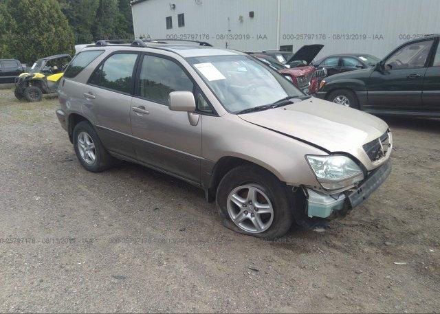 Inventory #833678879 2001 Lexus RX