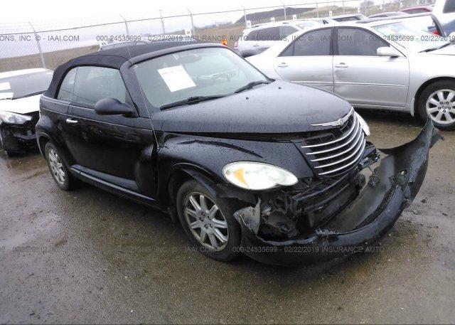Inventory #156647932 2007 Chrysler PT CRUISER