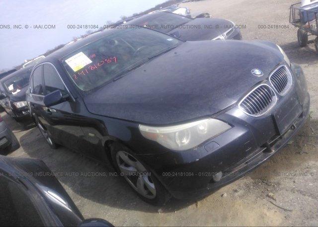 Inventory #975237011 2007 BMW 530