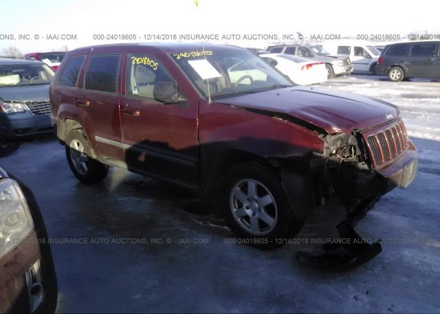 Inventory #193340181 2008 JEEP GRAND CHEROKEE
