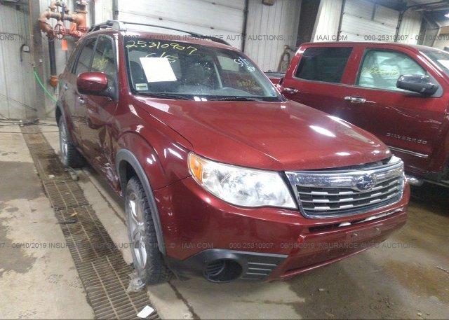 Inventory #172391531 2010 Subaru FORESTER