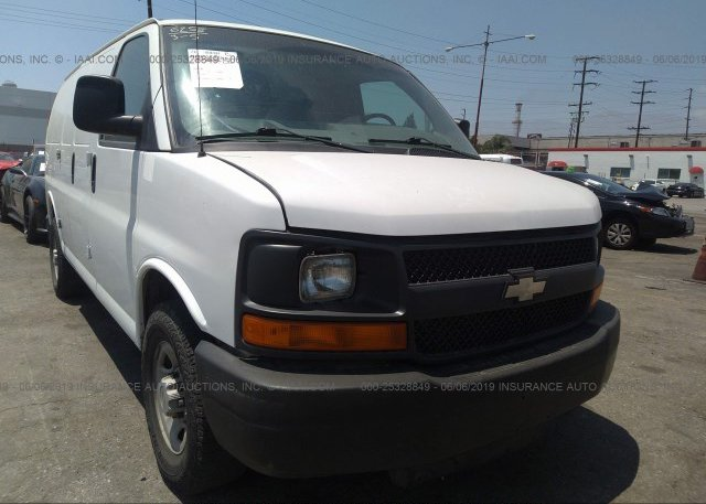 Inventory #873389912 2009 Chevrolet EXPRESS G2500