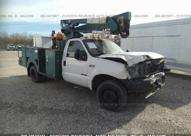 Inventory #537995464 2001 FORD F550