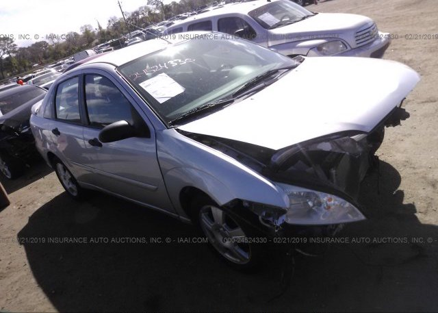 Inventory #659382443 2007 FORD FOCUS